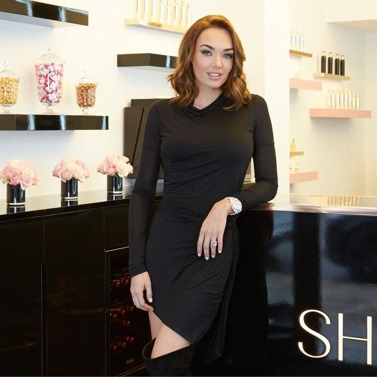 Tamara Ecclestone Launches The First Show Beauty Pop-Up Blow Dry Bar In Dubai