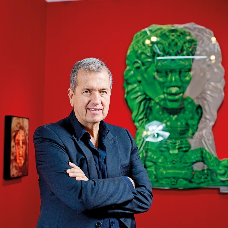 Mario Testino's Notes On Lima