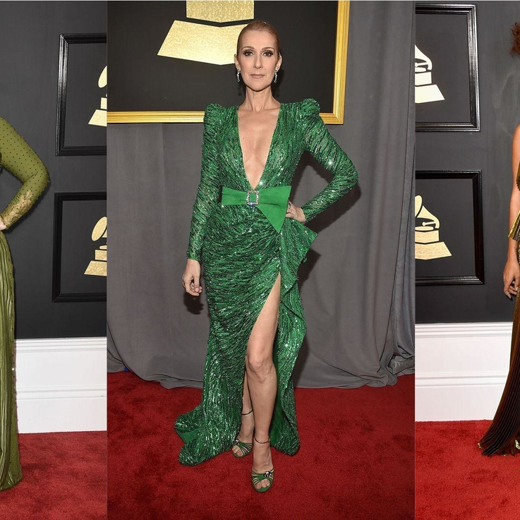 Grammy's 2017: Best Dressed