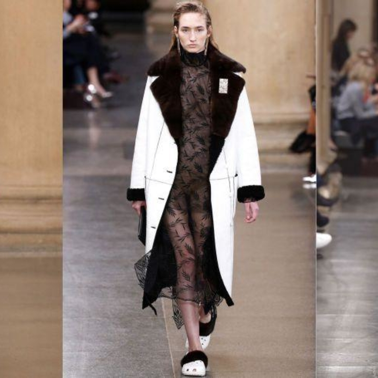 Christopher Kane Is Really Trying To Make Crocs Happen
