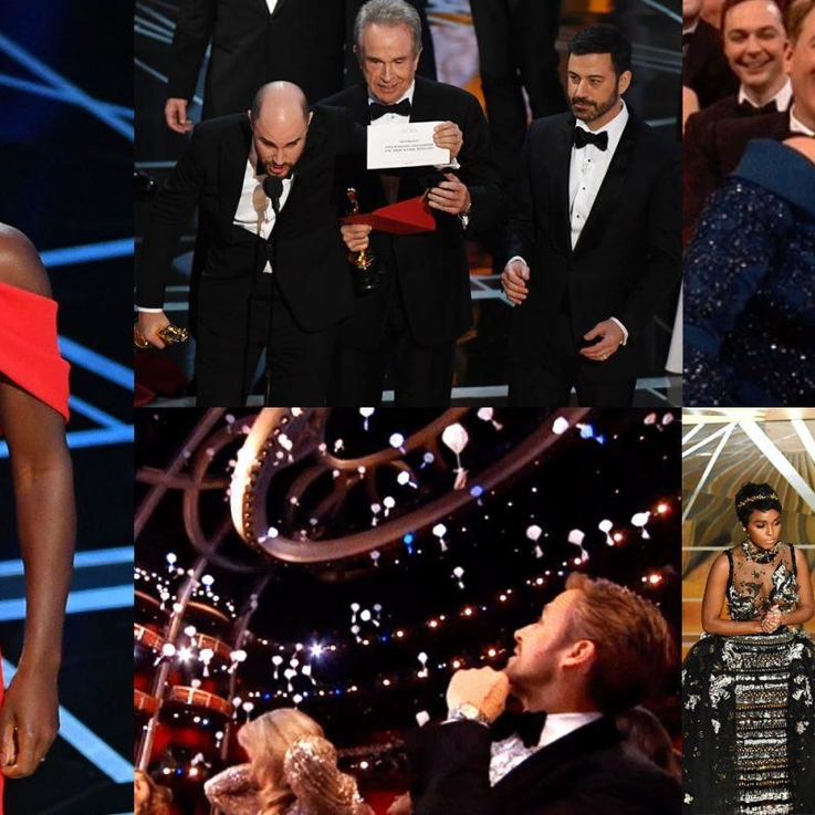 These Were The Best Moments Of The 2017 Oscars