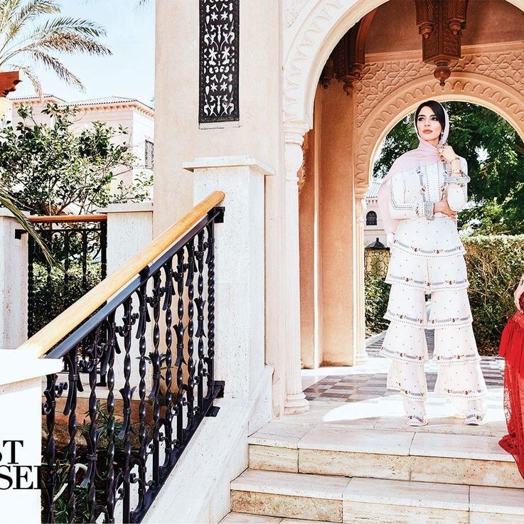 Mariam & Fatima Abdulla Al Hendi
