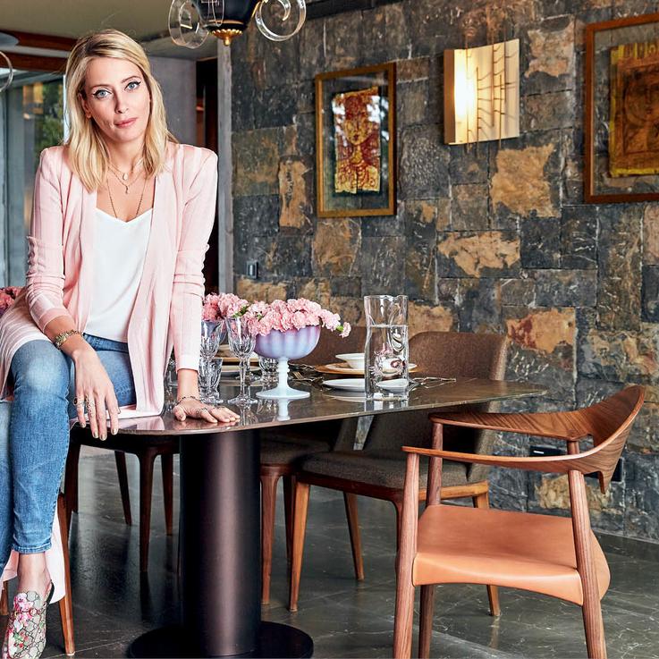 Inside Nour Al Nimer's Istanbul Home