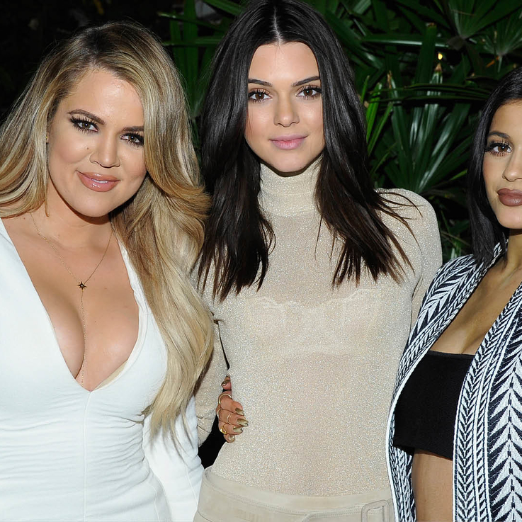 "Khloe Kardashian Says She Got ""Anxiety"" Over Competing With Kylie Jenner"