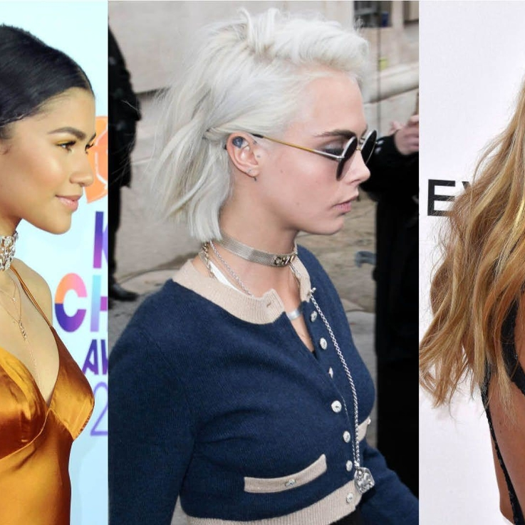 10 Hot Weather Hairstyles