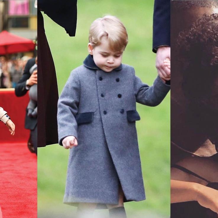 10 Most Stylish Celebrity Kids
