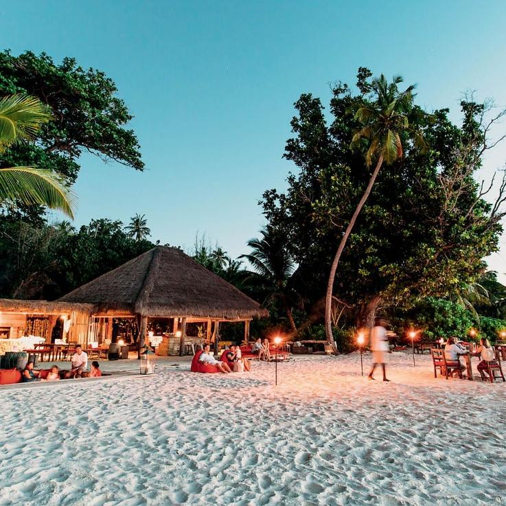 The Escape | North Island, Seychelles