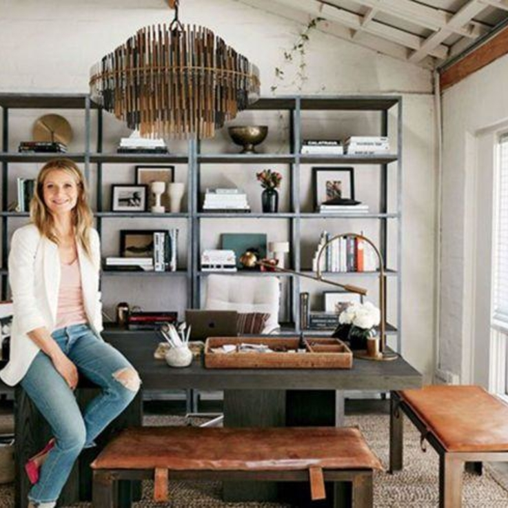 Gwyneth Paltrow's Goop HQ Is As Chic As You'd Expect
