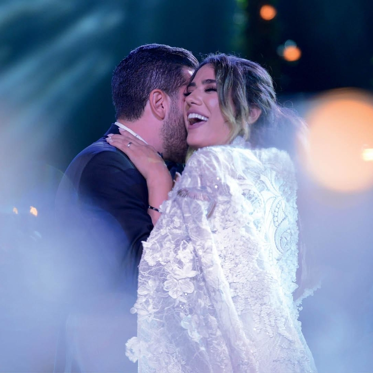 Inside The Wedding Of Nadine Njeim and Ramzy Dib