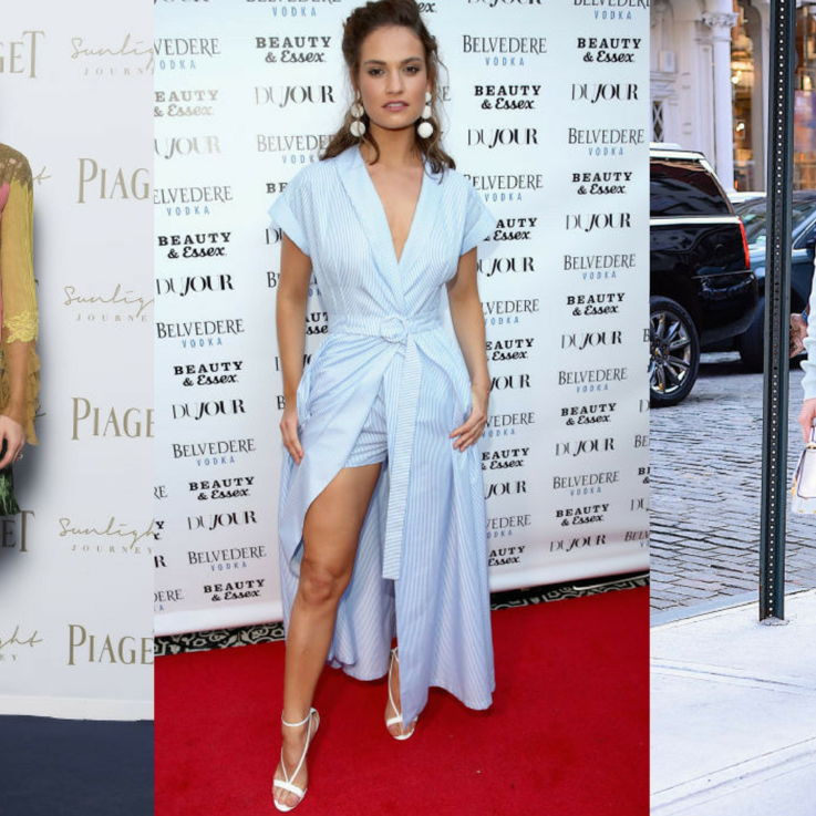 The A-List Looks We're Loving This Month