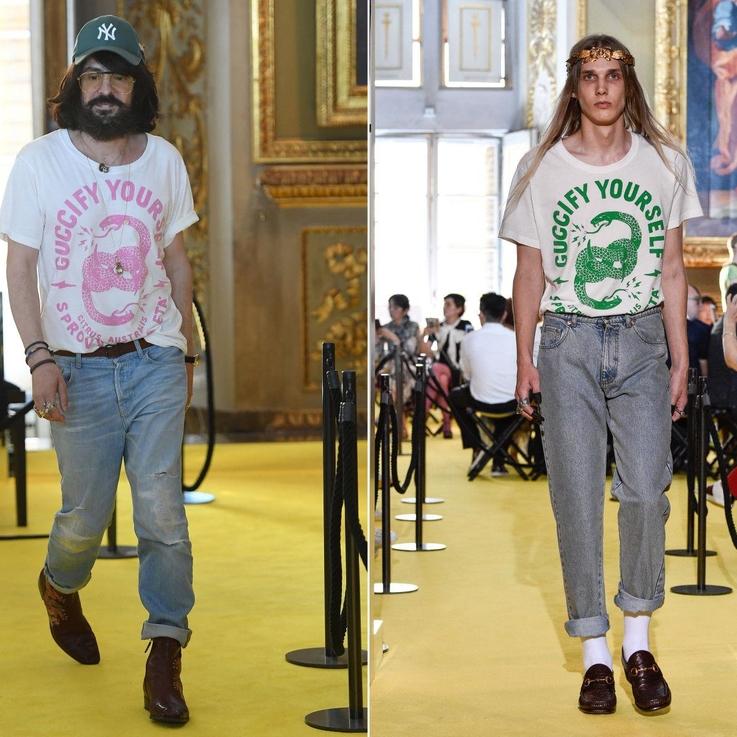 Gucci Defends Against Plagiarism Accusations Again