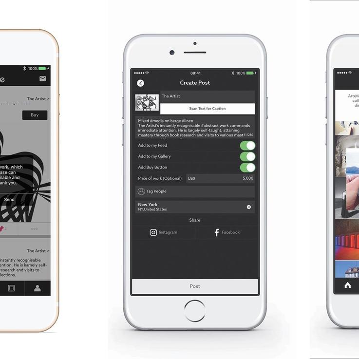Unlimited Art: ArteVue App Launches