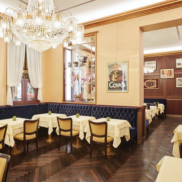 Milan's Iconic Caffè Cova Set To Open In Dubai