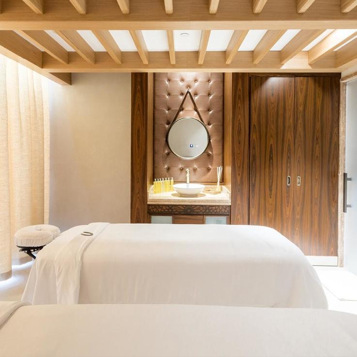 Iridium Spa, The St. Regis Dubai, Al Habtoor Polo Resort & Club