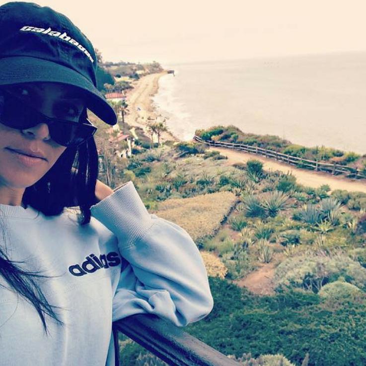 Inside Kourtney Kardashian's Epic Egyptian Holiday