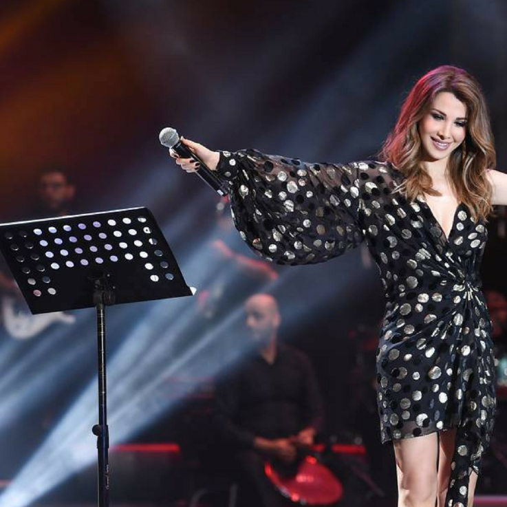 Nancy Ajram Places Second On The Forbes Top 100 Arab Celebrities List