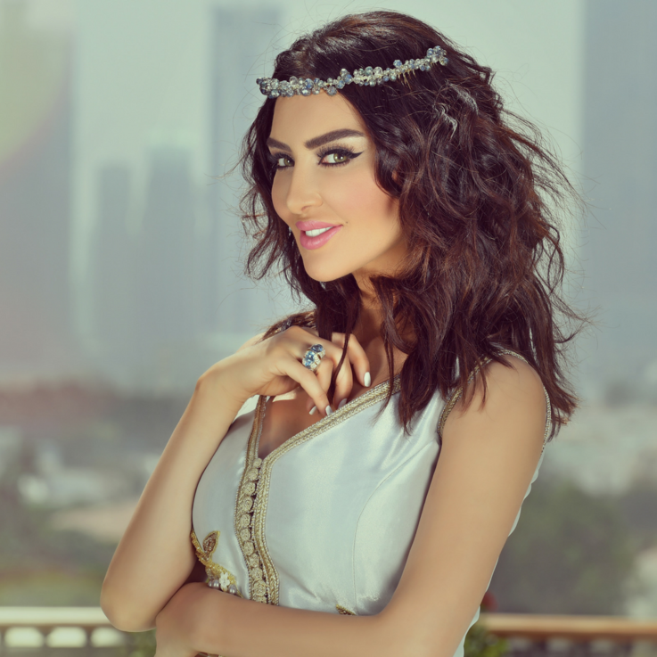 Emirati-Moroccan Actress Mayssa Maghrebi Inspires This Dubai-Based Label
