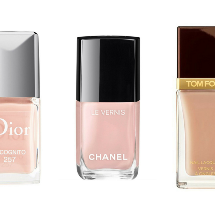 The Perfect Nude Polishes For Olive Skin Tones