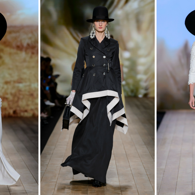 Inside Elisabetta Franchi's Spring/Summer 2018 Fashion Show