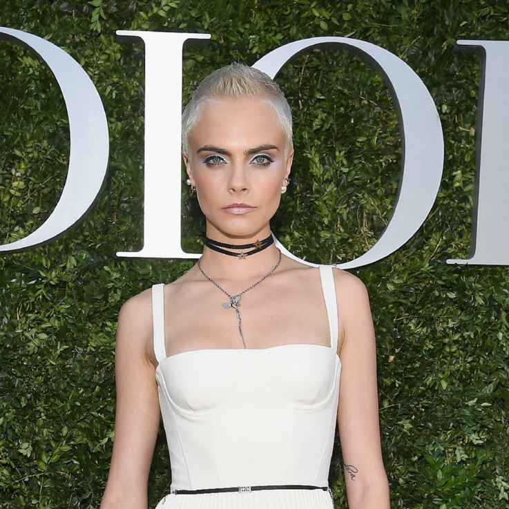 Cara Delevingne Is The Face Of Dior's New Skincare Line