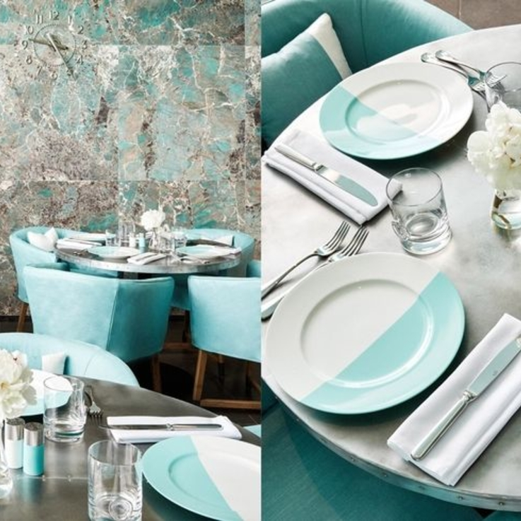 Tiffany & Co. Is Opening A Blue Box Café At Its Flagship Store