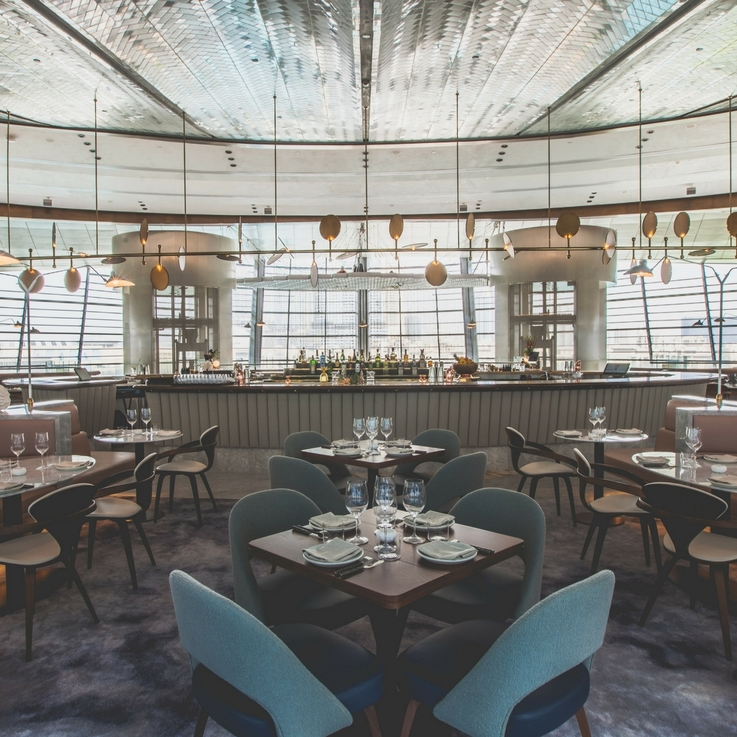 #ChicEats: Eclectic Garden Brunch At Sean Connolly At Dubai Opera
