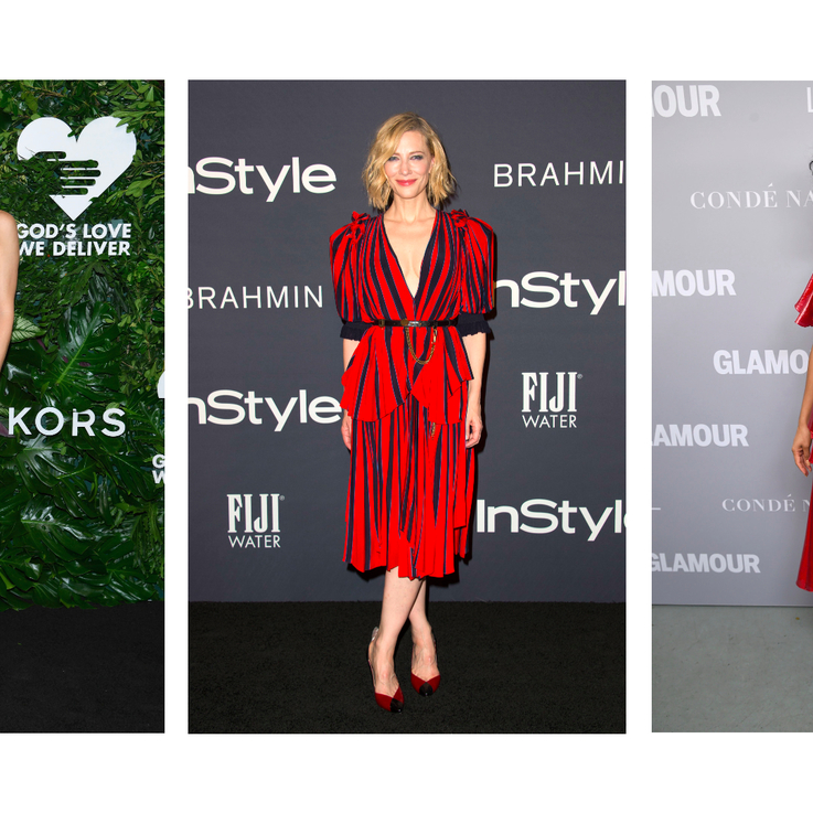 Well Red: How To Wear Crimson Colours This Festive Season
