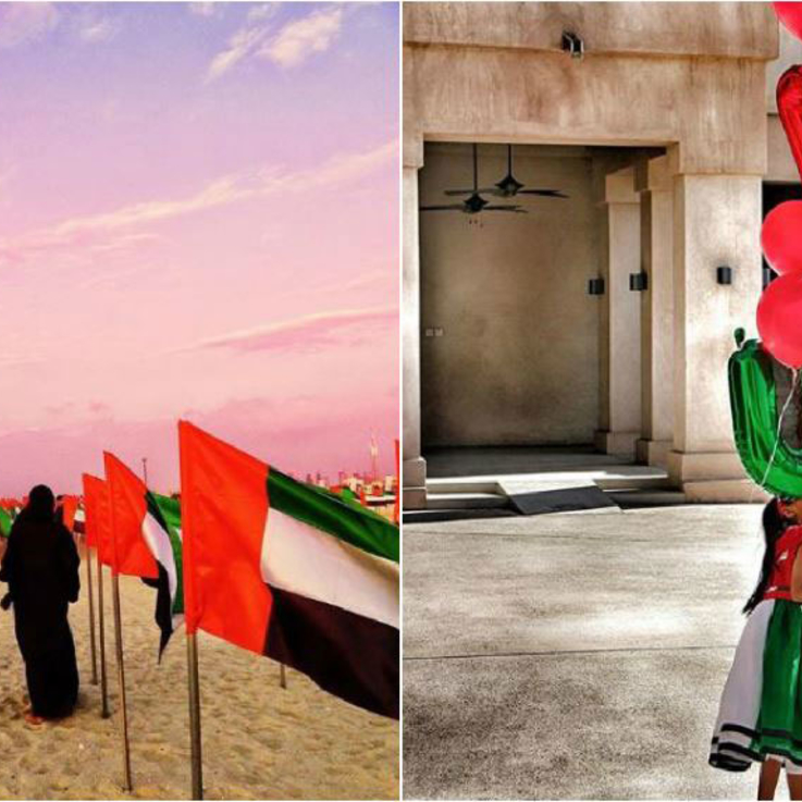 16 of the best UAE National Day posts on Instagram