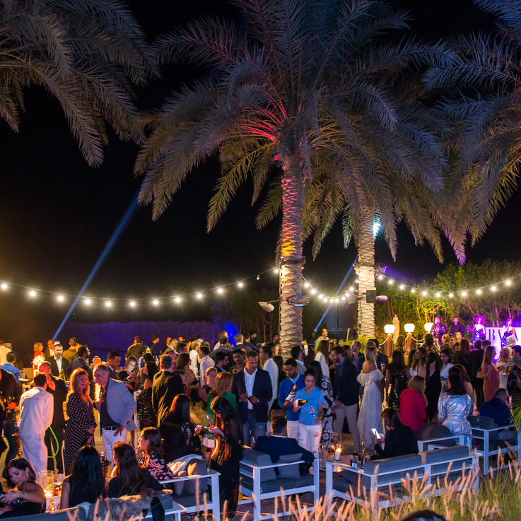 PICTURES: Harper's Bazaar Arabia X NET-A-PORTER Party
