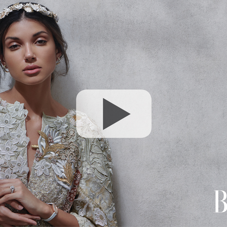 Watch: Behind The Scenes At Tiffany & Co.'s Dazzling Cover Shoot