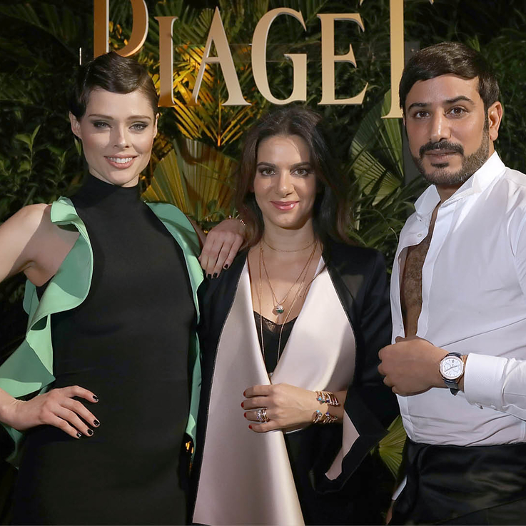 Sneak Peak: Piaget's Sunny Side Of Life Gala Dinner