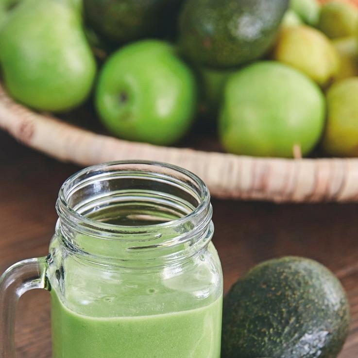 #DaliasKitchen  How to Make a Nutritious Avocado & Yoghurt Smoothie