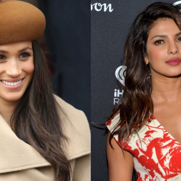 Watch: Priyanka Chopra On Meghan Markle And Whether She's Going To The Royal Wedding