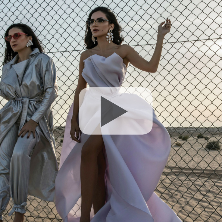 Watch: Meet The Sisters Behind Fashion Labels Maison Yeya And Mrs Keepa