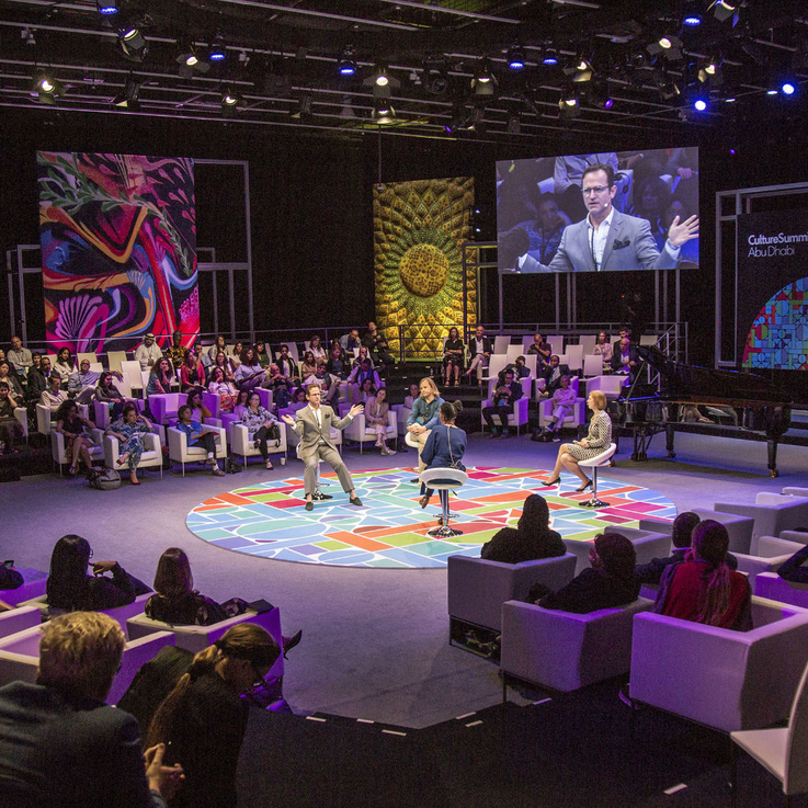 Second CultureSummit Abu Dhabi Lends Focus To Culture