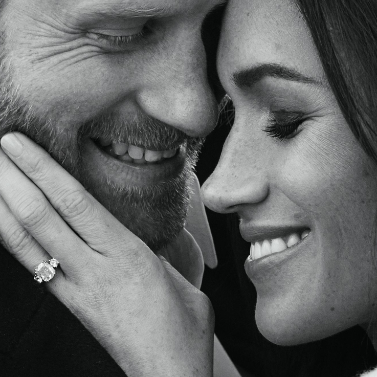 How Much Does Meghan Markle's Engagement Ring Cost?