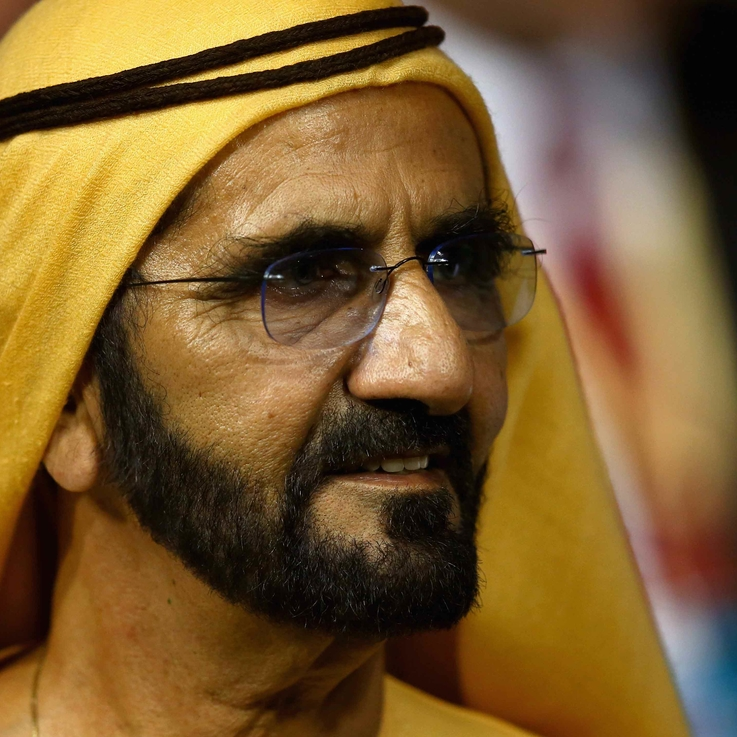 Sheikh Mohammed Issues 10 Social Media Rules For UAE Residents