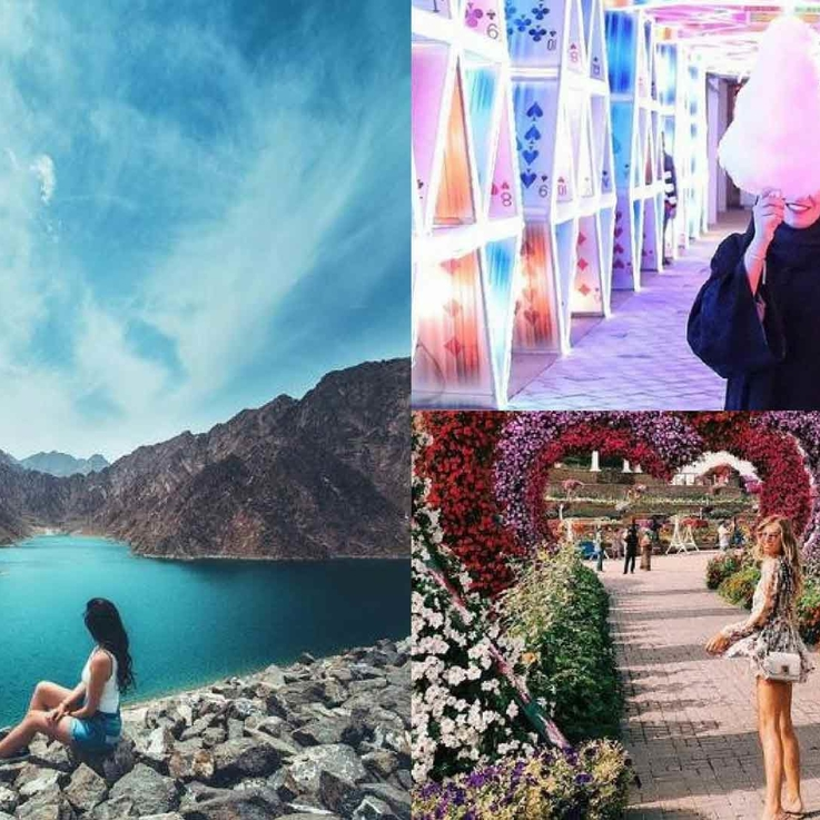16 Pictures That Prove Dubai Is One Of The Most Instagrammable Places In The World