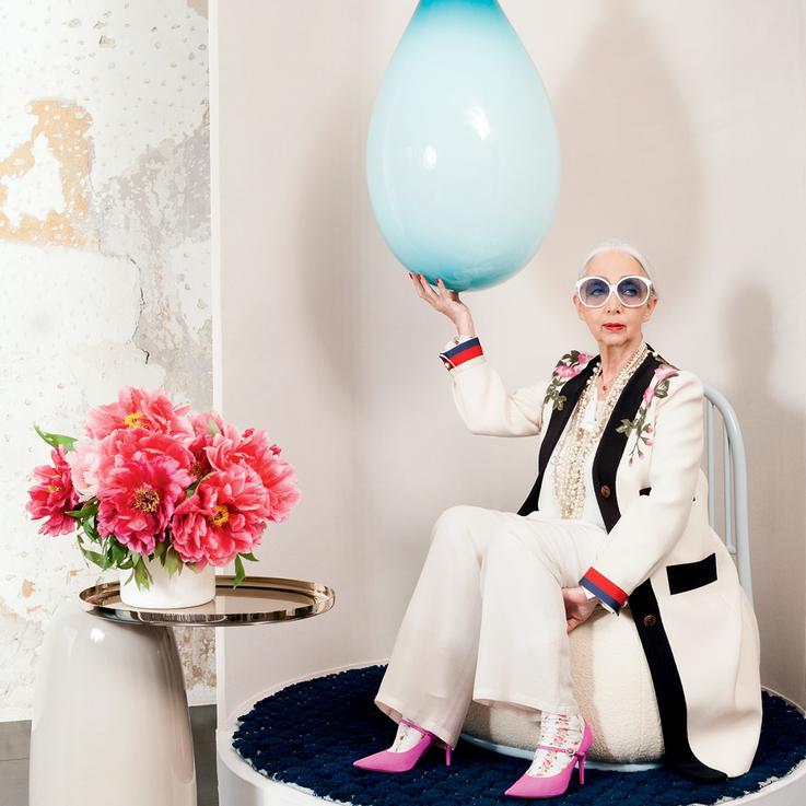 Festa Italiana: Meet Rossana Orlandi, The Queen Of Design