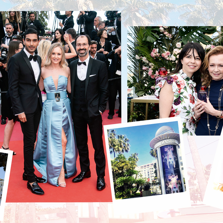 Bazaar Travels To Cannes To Find Out About Chopard's New Sustainable Perfume Collection