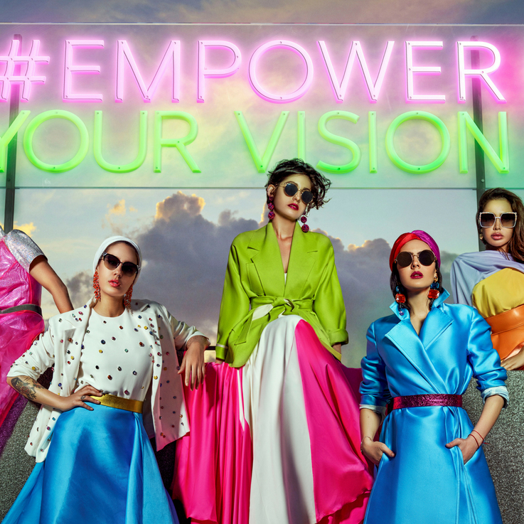 5 Middle Eastern Influencers Join Together To Share Their Vision For Female Empowerment