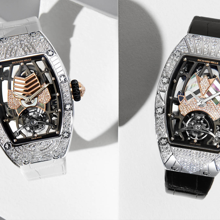 The Ultimate Jewellery Watch: Richard Mille's RM 71-01 Automatic Tourbillon Talisman