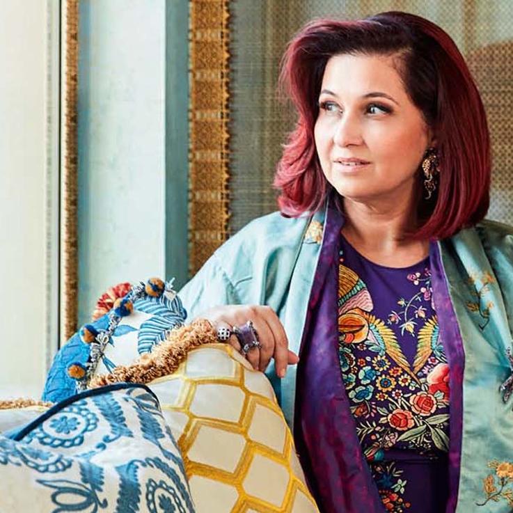 The Best Of Fashion: Bazaar Meets Dr Reem El Mutwalli