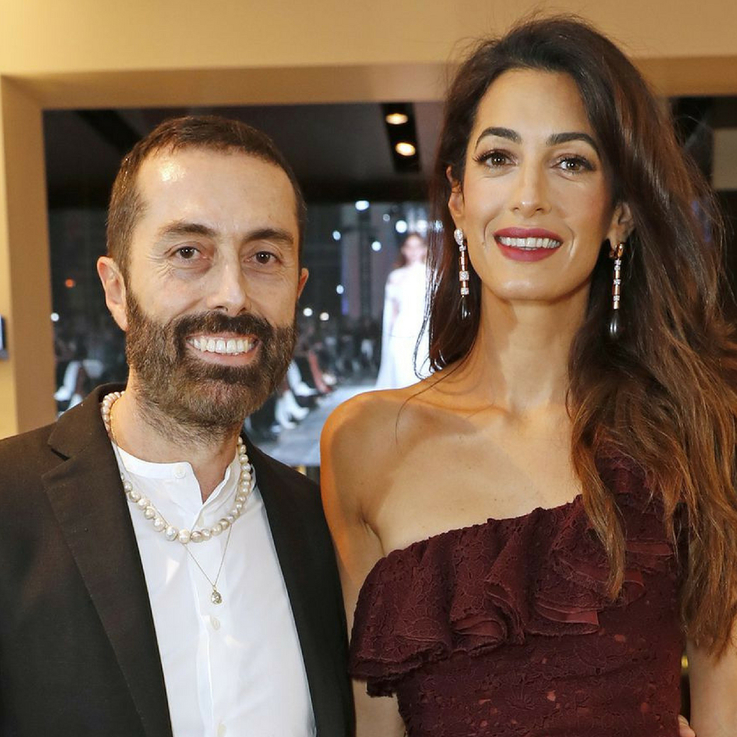 Amal Clooney Just Wore The Chicest Jumpsuit