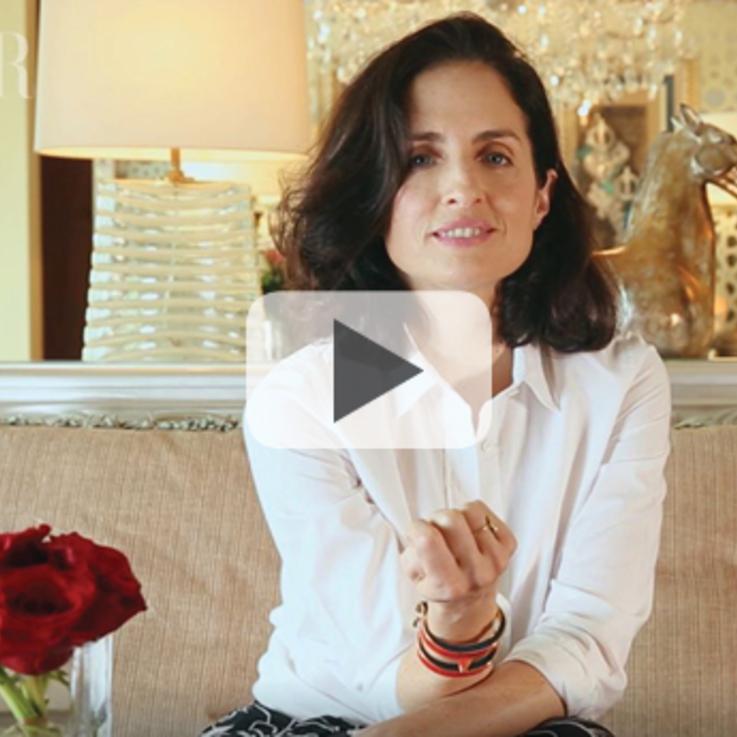Watch: Carolina Herrera De Baez Shares Perfume Hacks And Fashion Fails