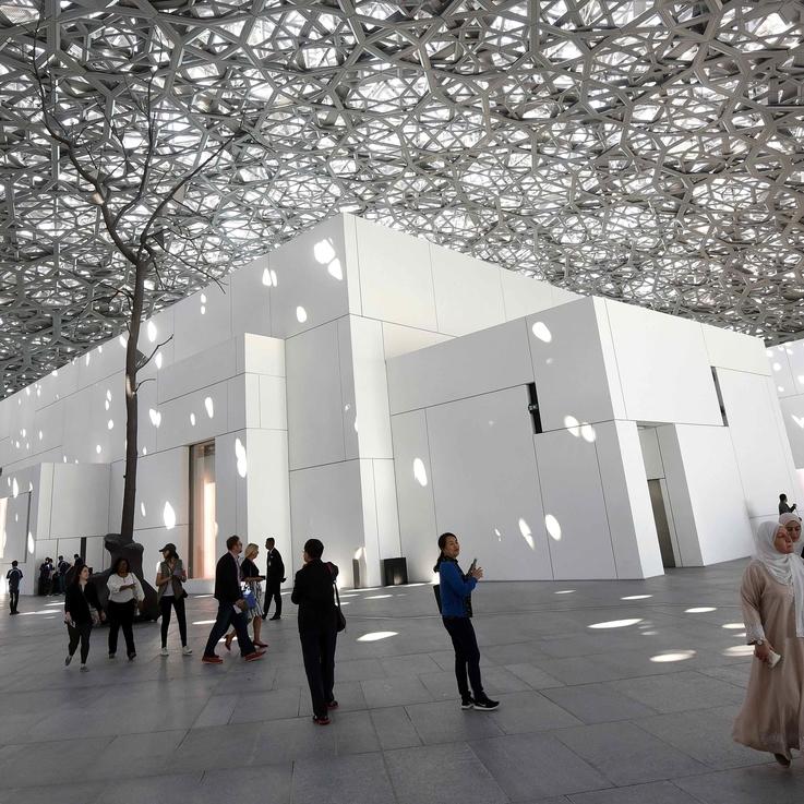 Louvre Abu Dhabi Announces New Season Line-Up