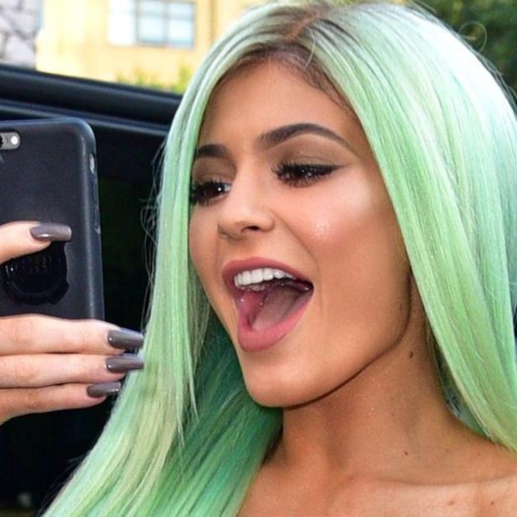 Kylie Jenner Tops Instagram's Rich List For A Second Year