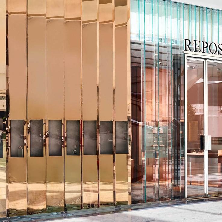 Repossi Is Now Open In The Dubai Mall