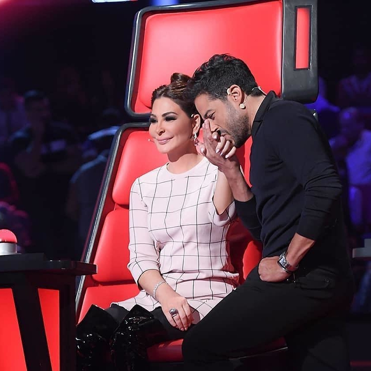 Celebrities Share Their Support For Elissa On Social Media