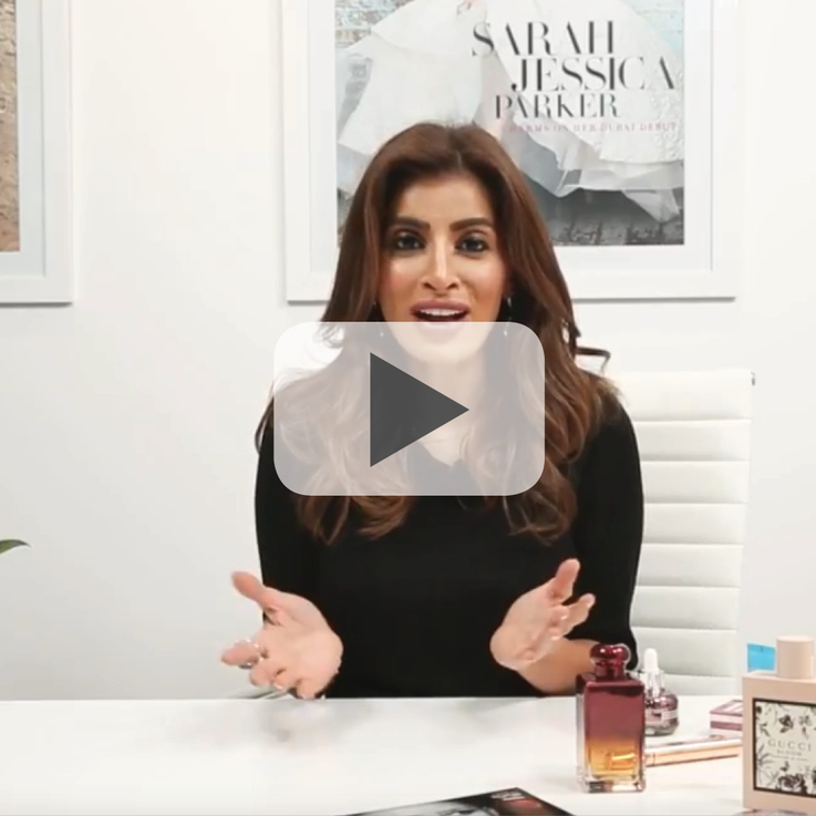 Watch: Rosemin Madhavji's Fashion Week Beauty Survival Kit